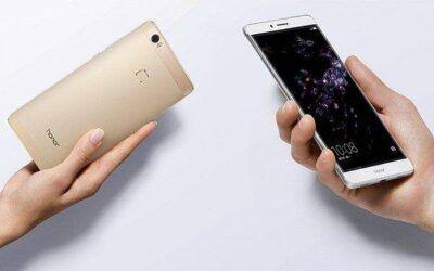 هواوي تزيل الستار عن هاتفها الجديد Honor Note 8